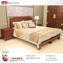 卧式红木大床-年年红红木家具-卧式红木大床价位