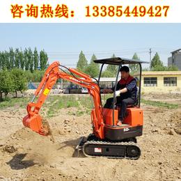 限时抢购 山鼎1吨农用微型挖掘机