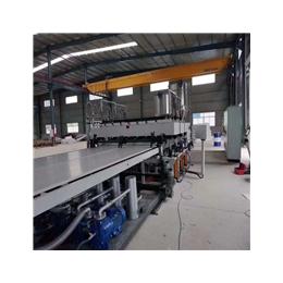 PP中空塑料建筑模板915生产线qy8千亿国际