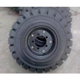 天津柴油叉车实心轮胎-天津电瓶叉车实心轮胎-天津实心叉车轮胎
