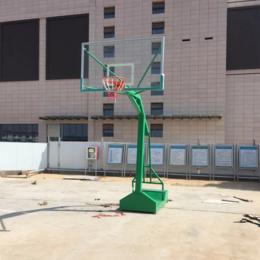 户外篮球架成人篮球架 移动标准户外比赛篮球架小箱篮球架