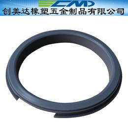 广州硅胶圈来图来样生产清远咖啡具套螺纹通心密封硅胶垫圈弹性高