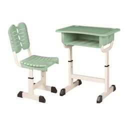 HL-A1919塑料升降课桌椅