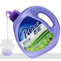 芭菲五個配方洗衣液廠家批發品質保證一手貨源