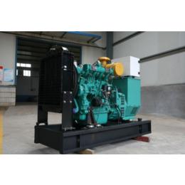 辽宁60KW牛粪气体发电机 奶牛养殖场粪水处理燃气发电工程