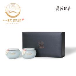 婺源绿茶 精品瓷罐礼盒礼品茶商务接待礼品定制江西特产