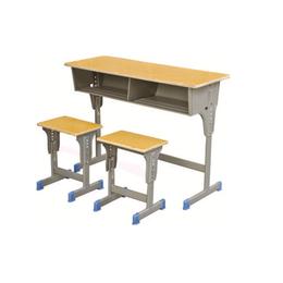 HL-A1961双人单柱单层带小方凳
