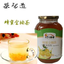 茶智造奶茶设备 蜂蜜金桔浓浆