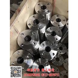 平顶山DN100 304不锈钢平焊法兰压力容器专用
