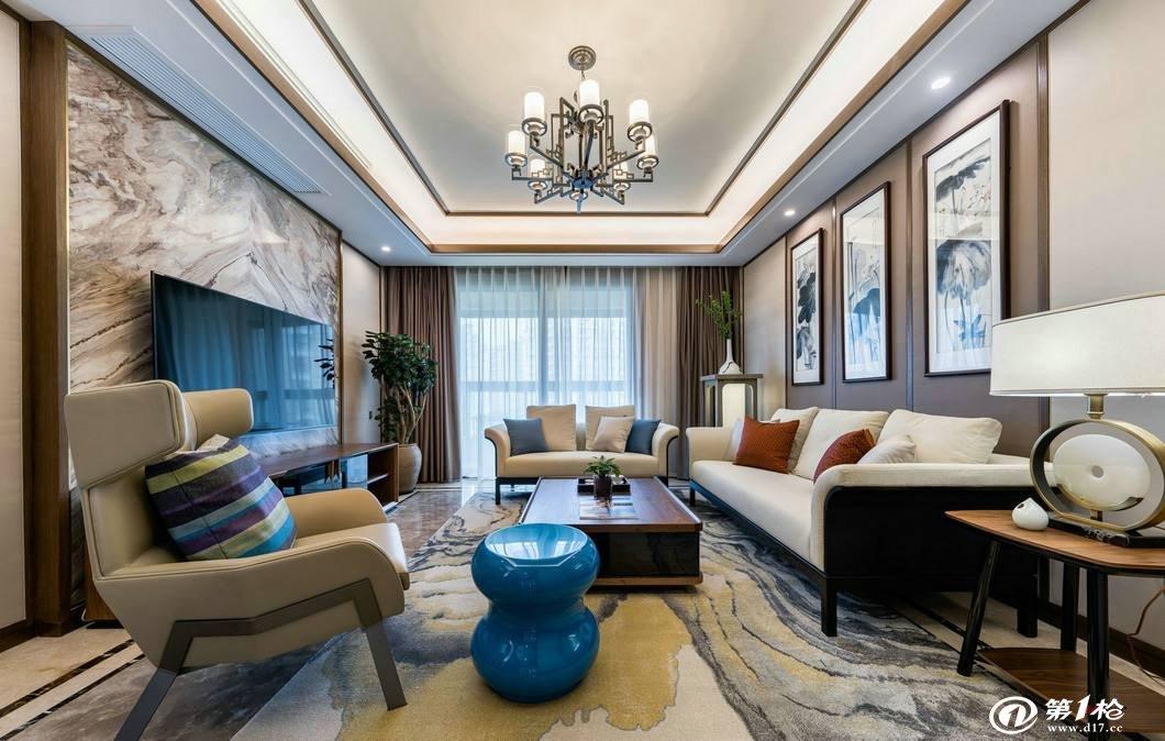 2018年客厅装修四大流行风格