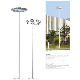 银川高杆灯厂家新款上市高杆灯安装维修