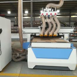 全屋定制四工序雕刻机 数控开料机 工泰数控机械