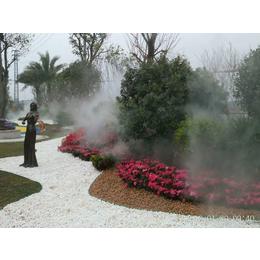 喷雾qy8千亿国际 户外小区公园酒吧人工人造雾喷雾造景系统