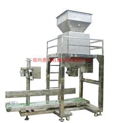 厂家直销食用盐包装机 石英砂定量包装机不锈钢材质耐腐蚀