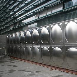 现场制作方形保温水箱