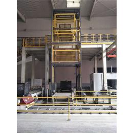 连续式垂直提升机生产厂家-德速自动化设备公司