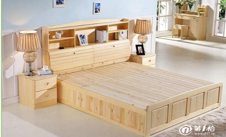 松木床的优缺点,帮你深入了解松木家具