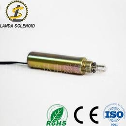 广东供应电磁铁小型圆管式电磁铁 牵引电磁铁TU1451 直流