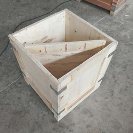 胶南免熏蒸木箱量身定做 载重大上门测量安装质量保证