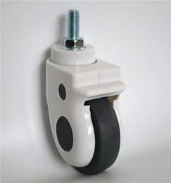 5寸医疗包壳丝杆活动脚轮-中山业亿脚轮厂家缩略图