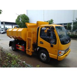 一辆装5吨含水污泥运输车价格