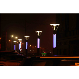 山西玉展装饰(图)|led庭院灯的优势|古交led庭院灯