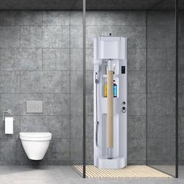 家用双喷洒淋浴自动搓澡机洗浴心享受合瑞集团改变生活