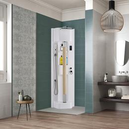 智能自动搓澡机全自动搓背机双花洒搓澡机洗浴心享受