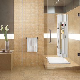 合瑞创新梦工厂新型滚筒式智能花洒一体搓澡机