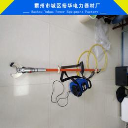 带电作业背负式液压剪刀 钢绞断线钳  高空作业断线钳