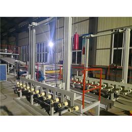中瑞PP纤维一出二打包带单螺杆片材挤出机生产qy8千亿国际