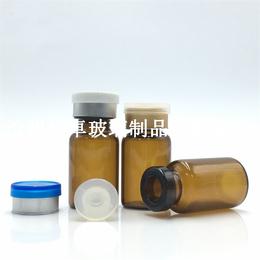 上海华卓制品医药包装瓶 棕色药用玻璃瓶熔制过程讲解