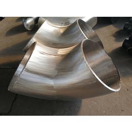宜昌坤航厂家560mm304冲压不锈钢弯头
