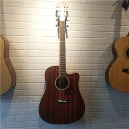 21寸民谣吉他尤克里里金沙比利小吉他