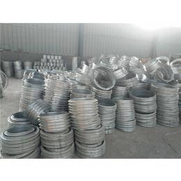 白铁皮螺旋风管加工-邢台白铁皮螺旋风管-顺兴通风设备品质保证