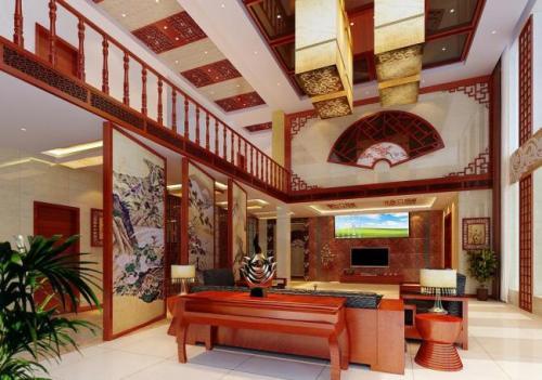 新中式别墅装修方案 属于你的创意设计