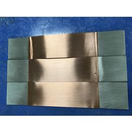 铜箔软连接厂家叠加垫片铜合金材厂家供应