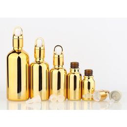 玻璃瓶电镀厂 精油瓶电镀厂 玻璃精油瓶电镀厂