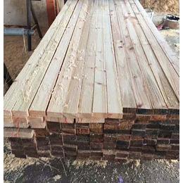 日照腾发木材、樟子松建筑口料、工程用樟子松建筑口料