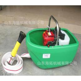 山东二冲程荷塘船式抽水机山区灌溉泵漂浮式水泵配件批发零售