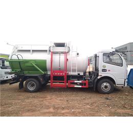 价格便宜8立方10立方餐厨垃圾车装卸泔水运输车