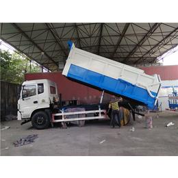 12立方含水污泥运输车价格