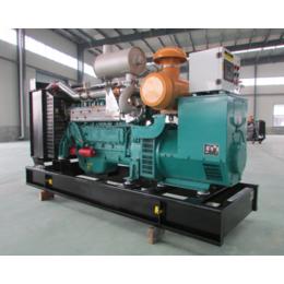 忻州200KW牛粪燃烧发电机组价格 粪物发酵燃气发电输送系统
