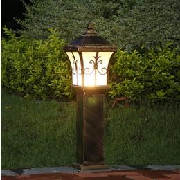 小区led草坪灯生产厂家_景观工程优选-七度照明