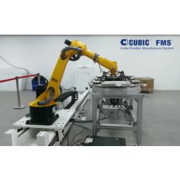 深圳机器人行走轴 喷涂机器人移动系统 库比克