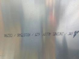 Inconel625薄板 高温耐蚀合金毛细管