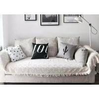 换不起沙发?你知不知道还有种东西叫做沙发布!