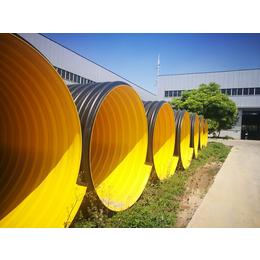 口径300-3000mm HDPE钢带增强波纹管