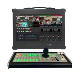 便携式移动导播切换台推荐+可移动直播机