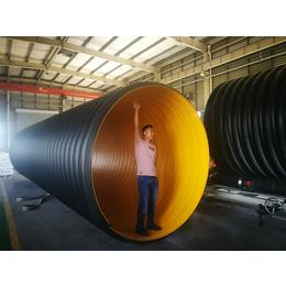 上海HDPE钢带增强螺旋波纹管供应商报价